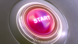 Start Button On / Off Stock Video Footage