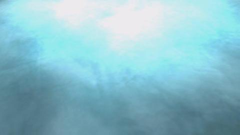 Digital Animation of magic Fog Animation
