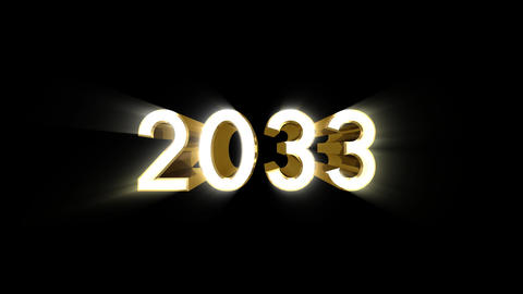 Year 2033 a HD Animation