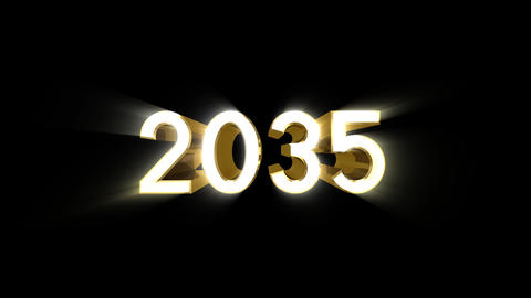 Year 2035 a HD Animation