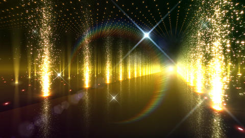 Floor Lighting EnF1 Stock Video Footage