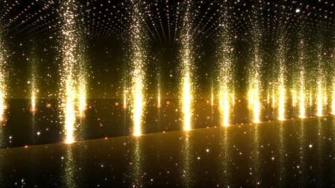 Floor Lighting EsB2 Stock Video Footage