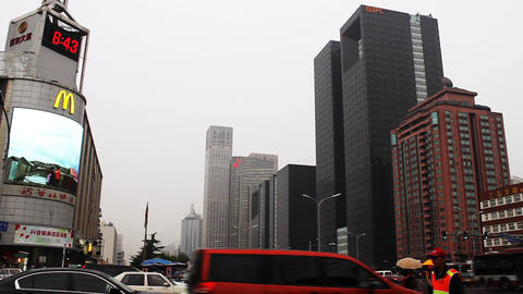 beijing 13 Stock Video Footage