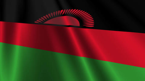 MalawiFlagLoop03 Animation