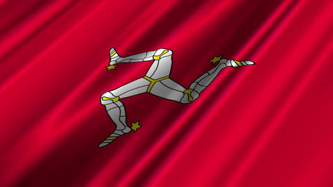 IsleOfManFlagLoop02 Animation