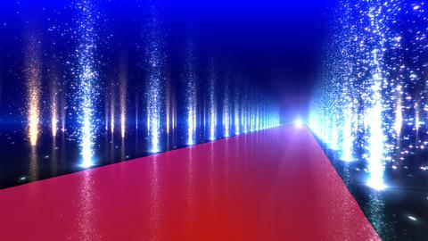 Floor Lighting EnC2 Fix HD Stock Video Footage