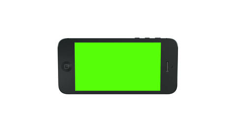Smart Phone Animation With Green Screen, SMALL 0