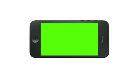 Smart Phone Animation With Green Screen, SMALL 2