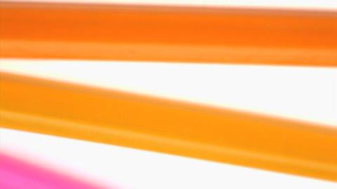 Color pencils Footage
