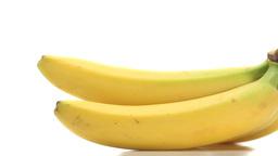 Bananas rotating Footage
