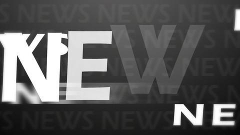 News animation Animation
