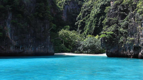 andaman sea southern of Thailand Footage