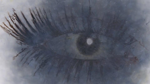 Digital Animation of an Eye Animation