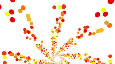 Colorful Dot DG 2 4k Animation