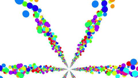 Colorful Dot BF 5 4k Animation