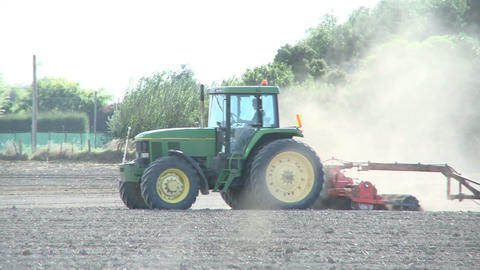 tractor Stock Video Footage