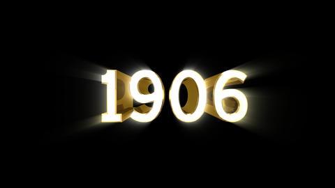 Year 1906 a HD CG動画