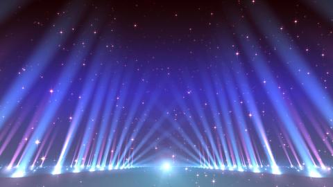 Floor Lighting AmB3 HD Stock Video Footage