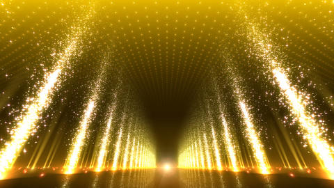 Floor Lighting EmB1 HD Stock Video Footage