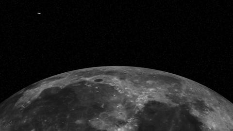 Moon02 Stock Video Footage