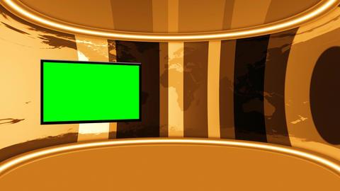VirtualStudio02 Stock Video Footage