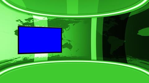 VirtualStudio04 Stock Video Footage