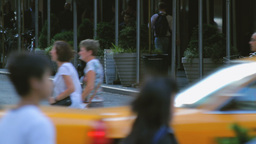 Street, New York Stock Video Footage