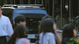 Street, New York Stock Video Footage