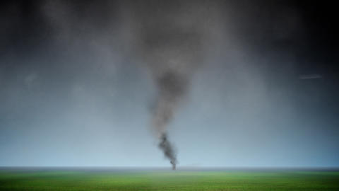 Tornado Loop stock footage