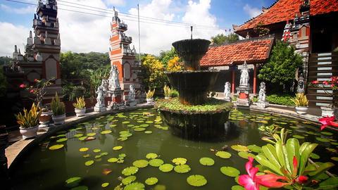 Bali Temple loop Footage