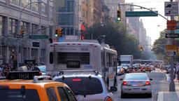 New York Street Stock Video Footage