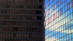 Corporate Buildings Close-up Footage