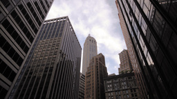 Skyscrapers New York Footage
