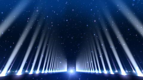 Floor Lighting BmB3 HD Stock Video Footage