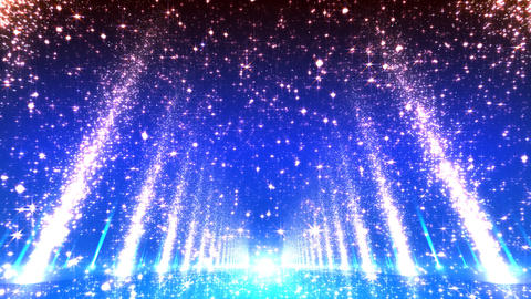 Floor Lighting EmK1 HD Animation