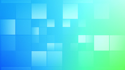 Blue Square In Motion stock footage