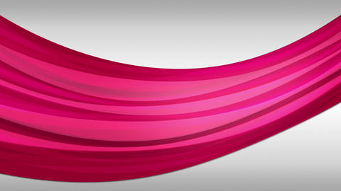 Pink Tube In Motion stock footage
