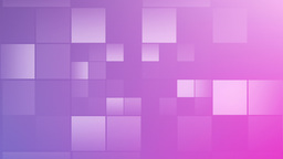 Purple and pink square in motion Footage