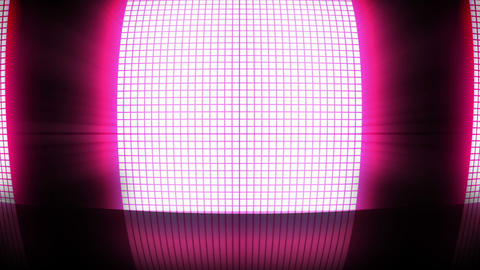 Pink disco lights Footage