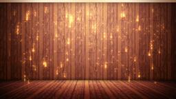 Orange wood scene Stock Video Footage