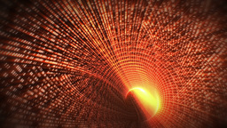 Tunnel of light Footage
