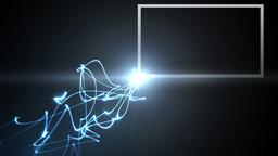 Video of light beams Stock Video Footage
