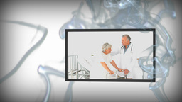 Animation of medical videos Animation