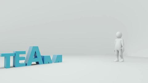Teamwork Animation