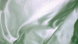 Bed sheet moving with the wind Stock Video Footage
