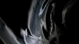 Black silk moving Footage