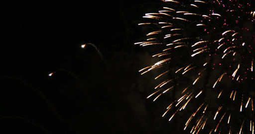 1936 Fireworks, 4K Footage