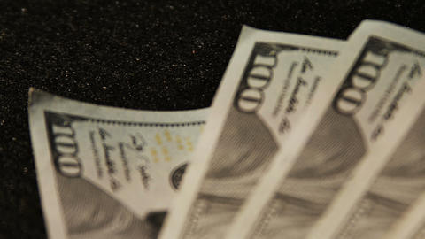 2021 United States one hundred dollar bill, HD Stock Video Footage