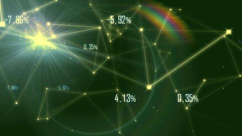 economy 5 Plexus HD Animation