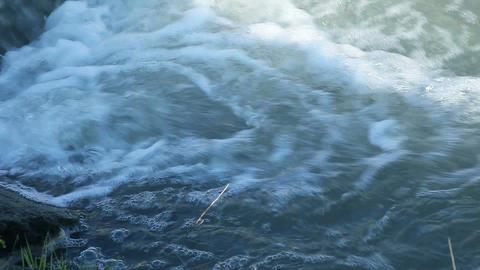 rushing waters Footage